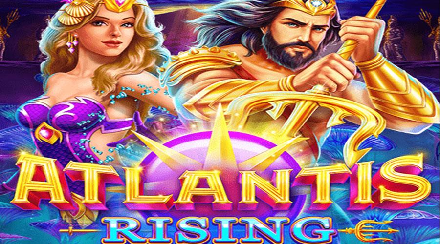 Игровой автомат Atlantis Rising