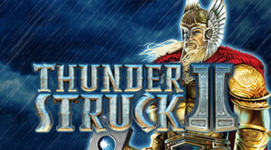 Обзор игрового автомата Thunderstruck II